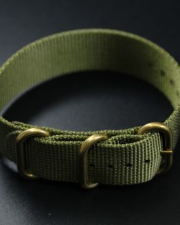 ZULU 3-ring straps (bronze)